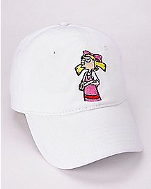 Helga Dad Hat - Hey Arnold