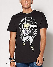 Dragon Ball Z T Shirt
