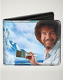 Bob Ross Bifold Wallet