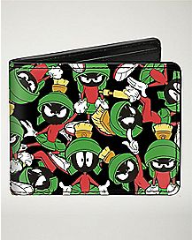 Marvin the Martian Bifold Wallet