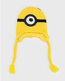 Minion Laplander Hat - Despicable Me