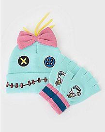 Scrump Beanie Hat and Glove Set - Disney