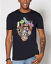 Space Jam T Shirt