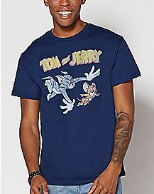 Tom and Jerry T Shirt