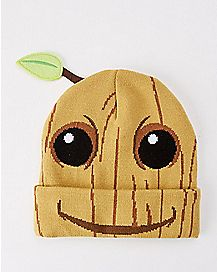 Groot Guardians of the Galaxy Beanie Hat