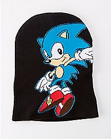 Sonic The Hedgehog Beanie Hat