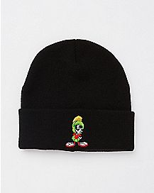 Marvin The Martian Beanie Hat - Looney Tunes
