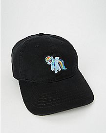 Rainbow Dash Dad Hat - My Little Pony