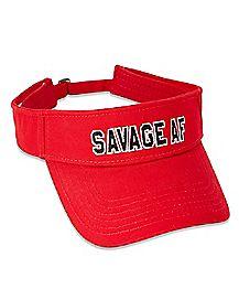 Savage AF Visor