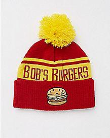 Pom Bob's Burgers Beanie Hat