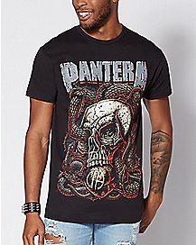 Snake Eyes Pantera T Shirt