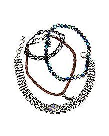 Multi-Pack Bracelets - 4 Pack
