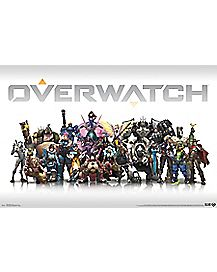 Group Overwatch Poster
