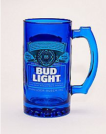 Bud Light Beer Mug - 25 oz.