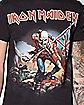 Trooper Iron Maiden T Shirt