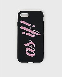 As If iPhone 7 Case