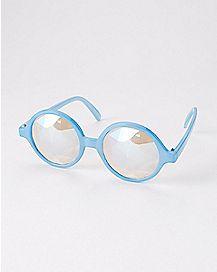 Kaleidoscope Round Glasses