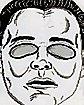 White Horror Ski Mask
