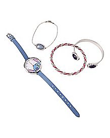Stitch Jewelry Set - Lilo & Stitch