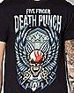 Skull Five Finger Death Punch T Shirt