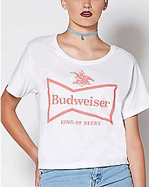 Budweiser King of Beers T Shirt