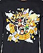 Long Sleeve Breakout Looney Tunes T Shirt