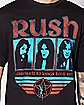 Farewell to Kings Vintage Rush T Shirt