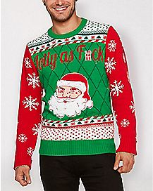 Ugly Funny Christmas Sweaters For Men Women Spencers