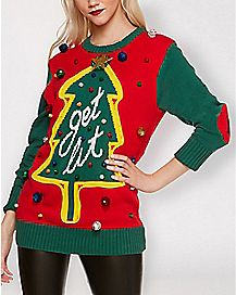 Ugly Christmas Sweaters For Men Women Funny Xmas Sweaters