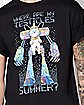 Where Are My Testicles T Shirt - Rick and Morty