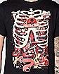 Anatomy Park T Shirt - Rick and Morty