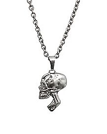 Skull Bottle Opener Necklace