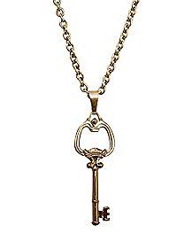 Key Bottle Opener Necklace