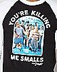 Raglan You're Killing Me Smalls T Shirt - The Sandlot