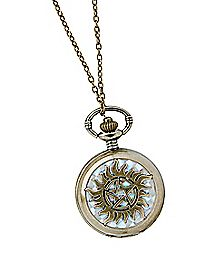 Supernatural Pocket Watch