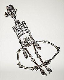 Full Skeleton Hand Jewelry