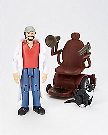 Q Tony Gunk Impractical Jokers Action Figure