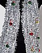 Tinsel Ugly Christmas Vest
