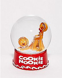 Cookie Nookie Snow Globe