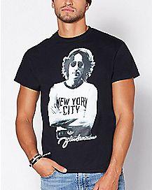 NYC John Lennon T Shirt
