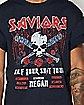 Saviors The Walking Dead T Shirt