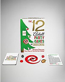 12 Days of Christmas Adult Party Games