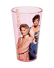 Golden Girls Pint Glass