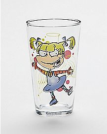 Nickelodeon Pint Glasses 4 Pack - 16 oz.