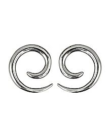 Spiral Ear Tapers