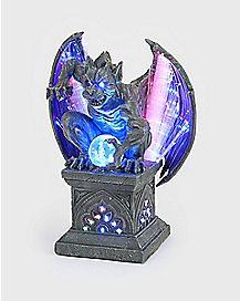 LED Gargoyle Pedestal