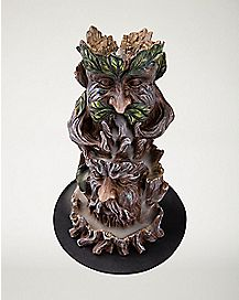 Backflow Tree Spirit Incense Burner