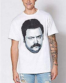 Ron Swanson T Shirt - Parks and Recreation