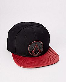 Badge Assassin's Creed Snapback Hat