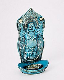 Happy Buddha Incense Burner